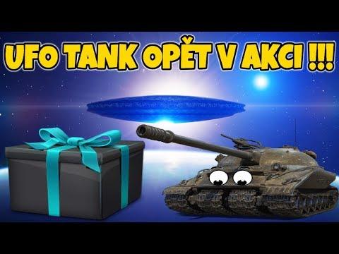 UFO TANK OPĚT NA BOJIŠTI !!! / World of Tanks CZ thumbnail