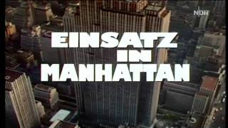 Kojak intro 1974 German
