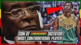 Son Of ZIMBABWE DICTATOR Is The Most POWERFUL & CONTROVERSIAL Player In The WORLD!? Robert Mugabe Jr