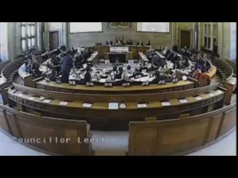 Manchester Council Meeting (05/10/16)