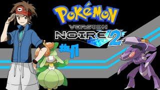 Pokémon Noire 2-Episode 41-Génésect l'Androïde et Victini le Victorieux (Non légitimes)