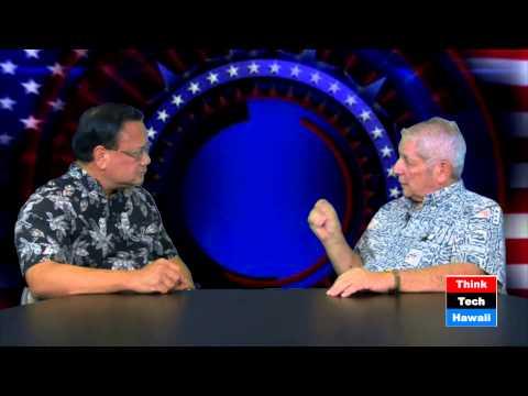 Interviewing Senator Sam Slom