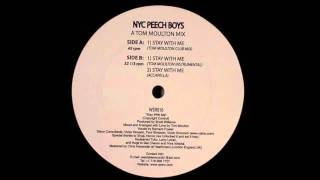 NYC Peech Boys - Stay With Me (Tom Moulton Club Mix)
