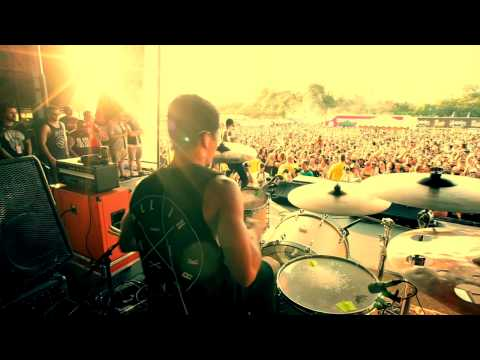 TSSF Quicksand live Warped Tour 2014