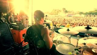 TSSF Quicksand live Warped Tour 2014