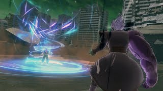 Dragon Ball XENOVERSE 2 Full Zamasu & Goku Black Saga Story Mode Gameplay (ENGLISH DUB)