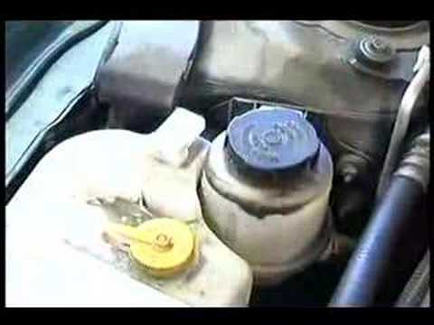 2001 nissan altima transmission fluid check