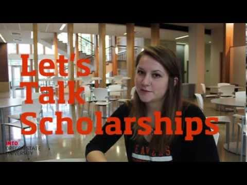 Let's Talk Scholarships @ INTO OSU
