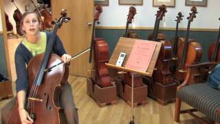 Basic Cello Tuning with an Ele…