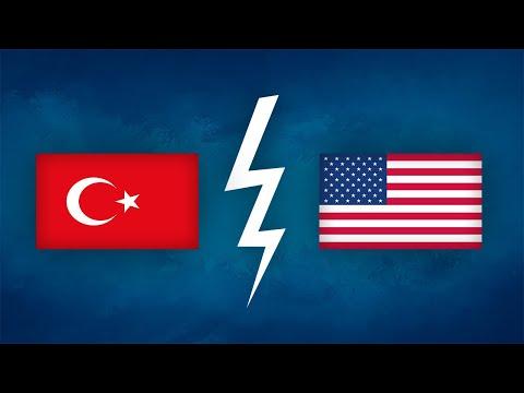 Türkiye vs Amerika | Müttefikler | Savaş Senaryosu