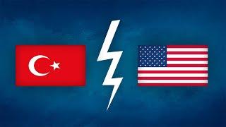 Türkiye vs Amerika ft. Müttefikler Savaşsaydı?