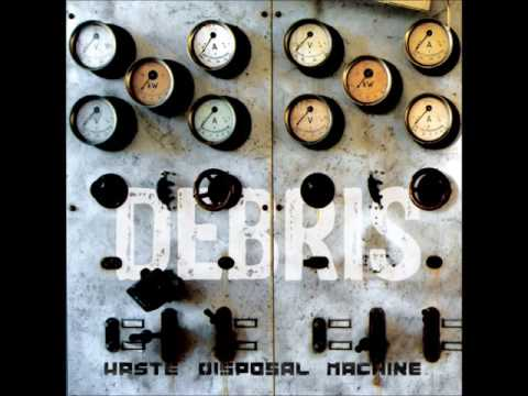 Waste Disposal Machine - Debris
