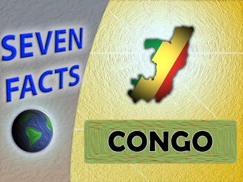 Learn some facts about Congo