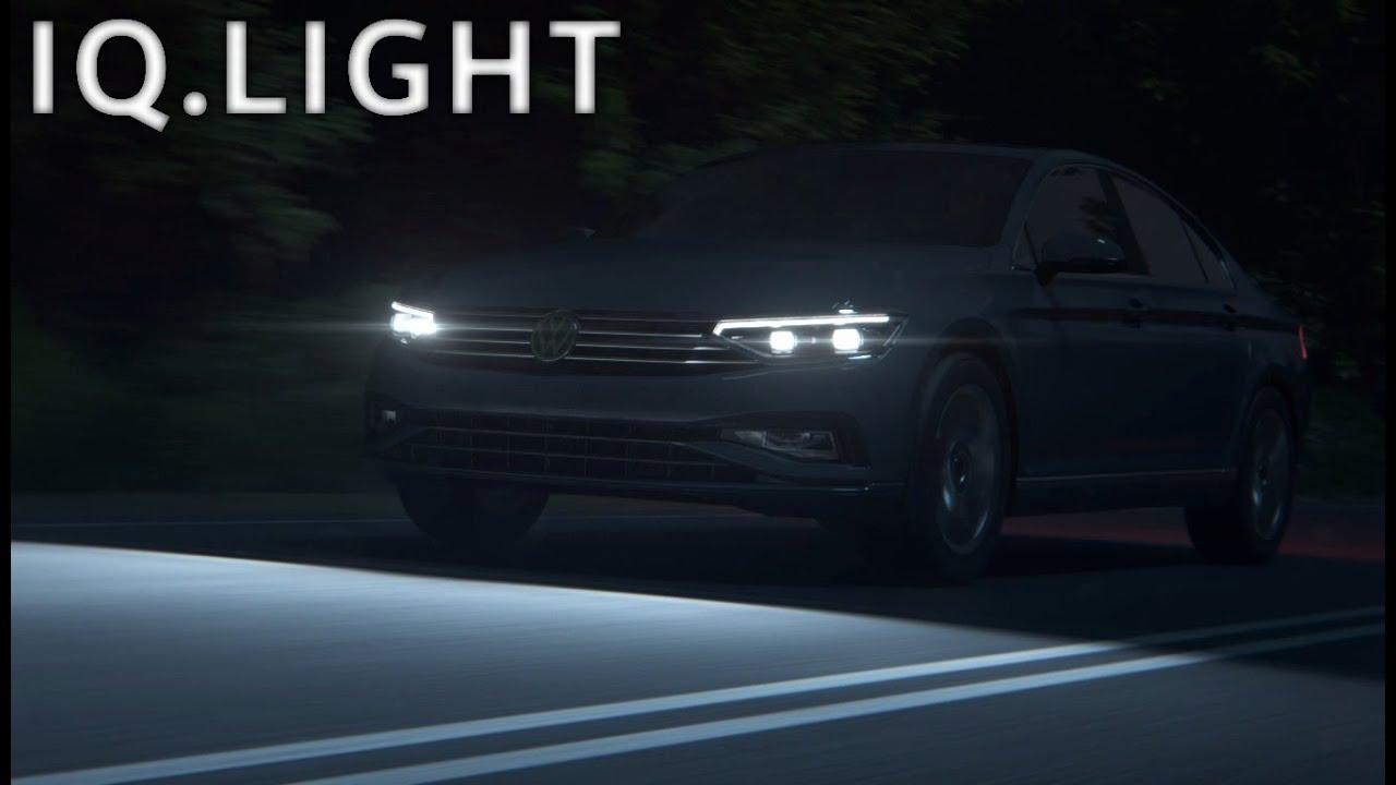 Volkswagen Passat IQ Light: first impressions and test drive :: [1001cars]