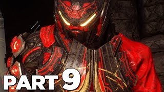 ANTHEM Walkthrough Gameplay Part 9 - TRIALS (Anthem Game)