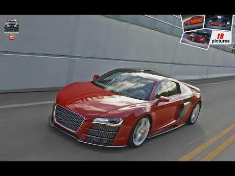 Audi   R8 TDI Le Mans Concept  ( 2008 )