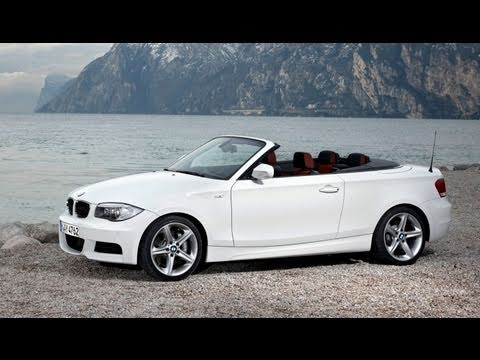 New BMW 1 Series Convertible - In/Out/Driving [HD]