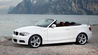 The new BMW 1-Series Convertible Videos