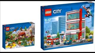 lego city 2018 sets new photos. Black Bedroom Furniture Sets. Home Design Ideas