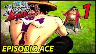 Video One Piece Burning Blood (ITA) - Episodio Ace - 1 - Legame Fraterno download MP3, 3GP, MP4, WEBM, AVI, FLV November 2017