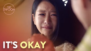 Seo Yea-ji asks for Oh Jung-se's forgiveness | It's Okay to Not Be Okay Ep 14 [ENG SUB]