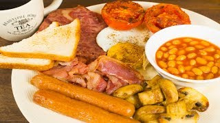 English Breakfast  Full Breakfast