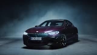 homepage tile video photo for The First-Ever BMW M8 Competition Gran Coupe