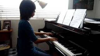 "Believe - ""Polar Express"" - Josh Groban - piano cover"