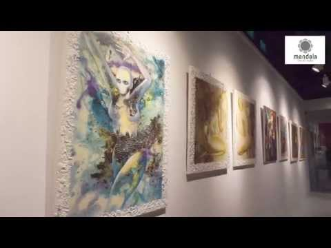 Bojidar Dimitrov - Exhibition in Singapore (Mandala Fine Art Gallery)