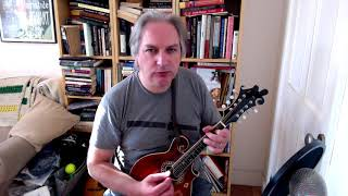 The Steampacket (reel) on mandolin