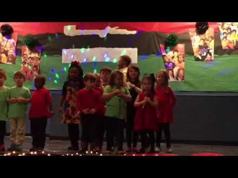Darby school program February 2019