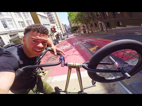 SAVAGE BMX in SAN FRANCISCO