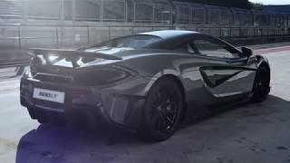Pirelli The new McLaren 600LT and P Zero Trofeo R