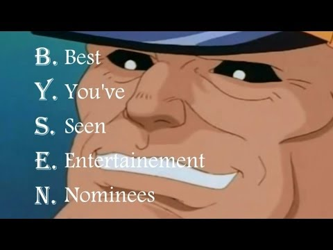 Fifth Annual B.Y.S.E.N Awards - Best You've Seen Entertainment Nominees 2016 Part 2