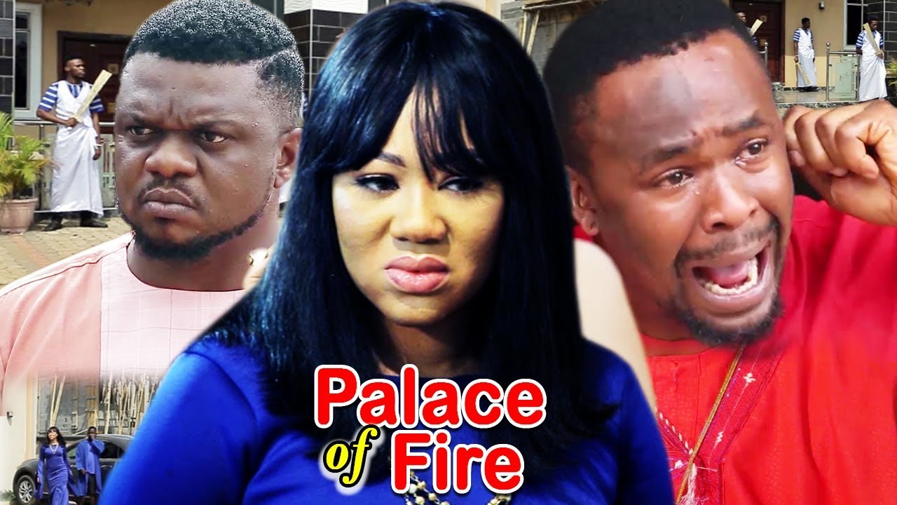 Download Palace Of Fire Season 3 & 4 - ( Ken Erics / Zubby Michael ) 2019 Latest Nigerian Movie