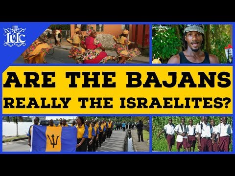 The Israelites: Brother Wants Tangible Evidence The Bajans Are The Israelites!!!