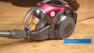 видео Обзор полноценного беспроводного пылесоса LG Cordzero.