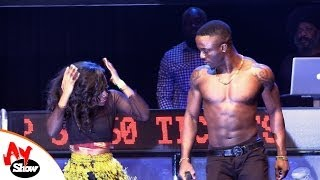 AY Live London - Emma Nyra and Iyanya