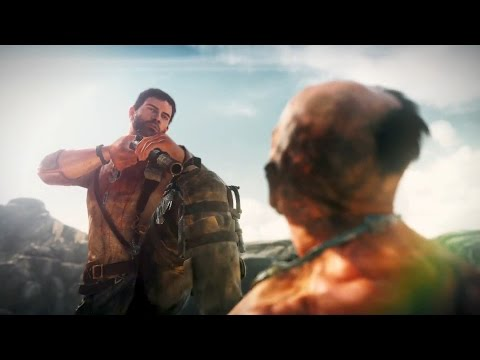 Mad Max (Video Game) - Story Trailer + Gameplay (PC, Linux, Xbox One, PS4) [Mad Max Gameplay]