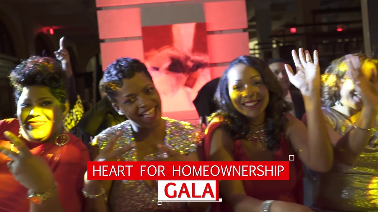 Heart for Homeownership Fashion Gala