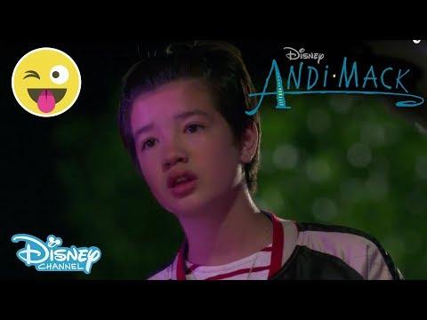Andi Mack | The Ferris Wheel 🎡 - Sneak Peek | Official Disney Channel UK