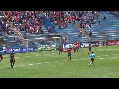 Municipal 2-0 Malacateco - Jornada 16 - Clausura 2017