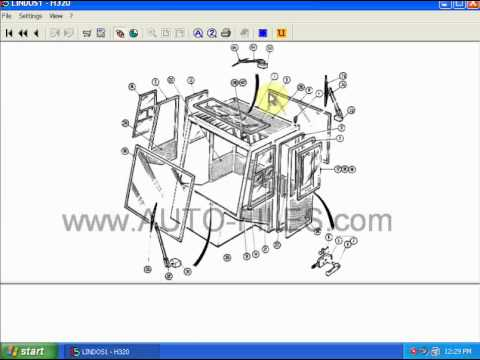 linde lindos 2011 full (forklift truck spare parts repair) youtube Volvo Truck Wiring Diagrams