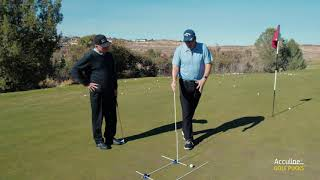 PGA Pro Putting Tips with the Golf Puck System