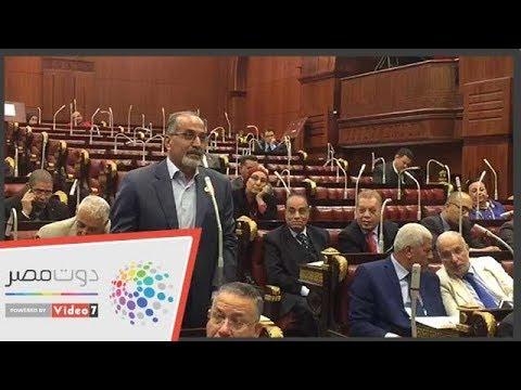 نقيب الفنانين التشكيليين يناقش التعديلات الدستورية في البرلمان؟  - 17:54-2019 / 3 / 21
