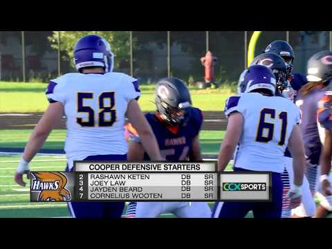 Waconia vs. Cooper High School Football