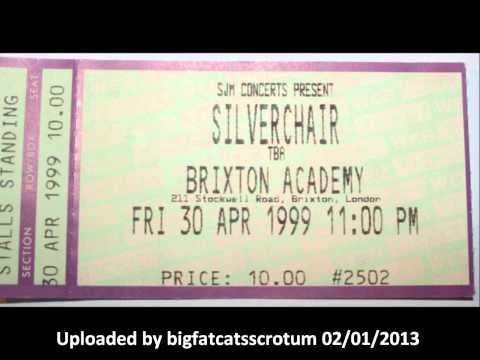 Silverchair - Brixton Academy - London -  Live Audio - 30th April 1999