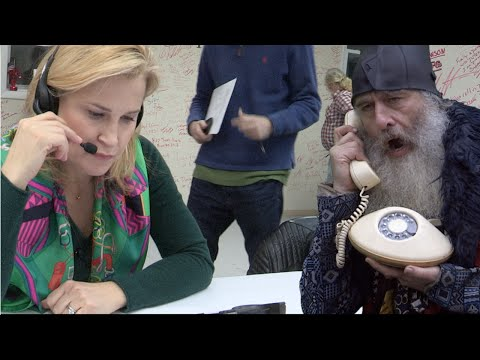 Vermin Supreme & Heidi Cruz call New Hampshire Voters
