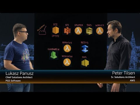 PGS Software: How AWS Serverless Has Streamlined a Car Factory's Supply Chain