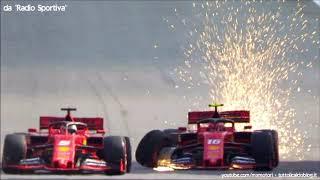Gp Brasile 2019 - Leo Turrini e l'incidente tra Vettel e Leclerc - da Radio Sportiva